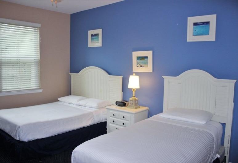 奔逃海灘 - 3 房別墅 (RW8201) 飯店, 基西米, 公寓, 多間臥室, 客房