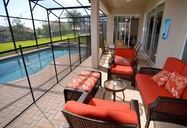 7783TB, Kissimmee, Apartment, Multiple Bedrooms, Terrace/Patio
