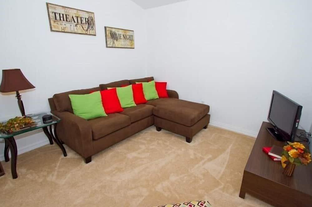 Apartment, Mehrere Schlafzimmer - Wohnzimmer