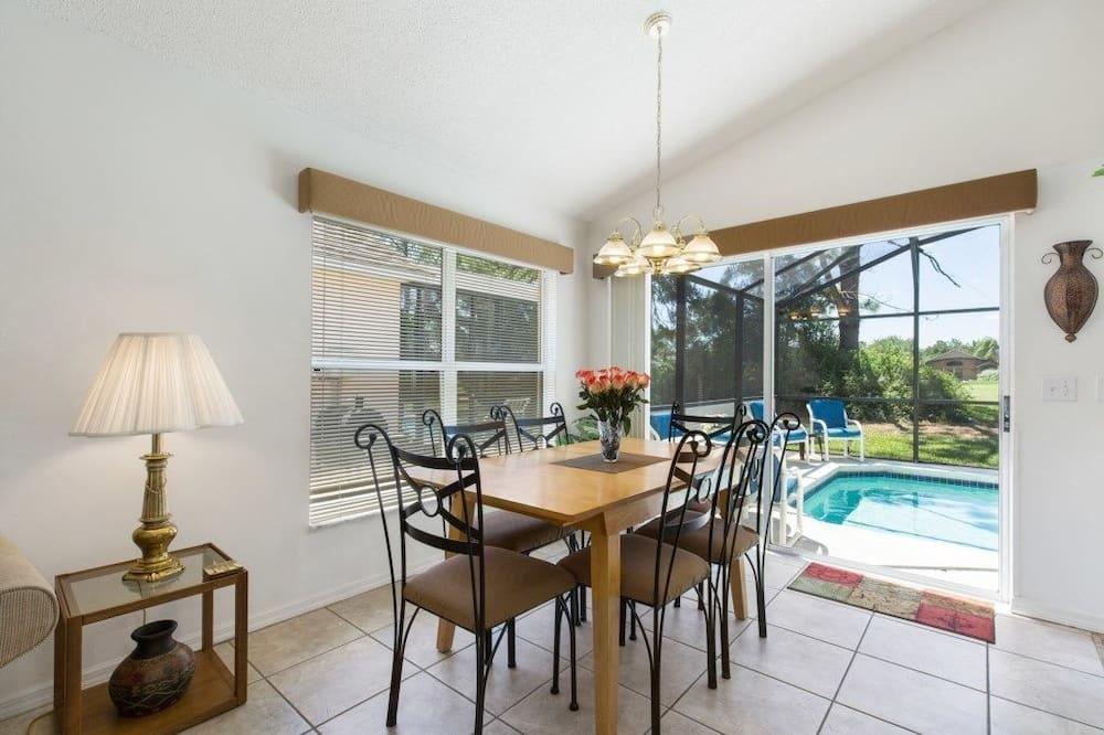Apartment, Multiple Bedrooms - Tempat Makan dalam Bilik