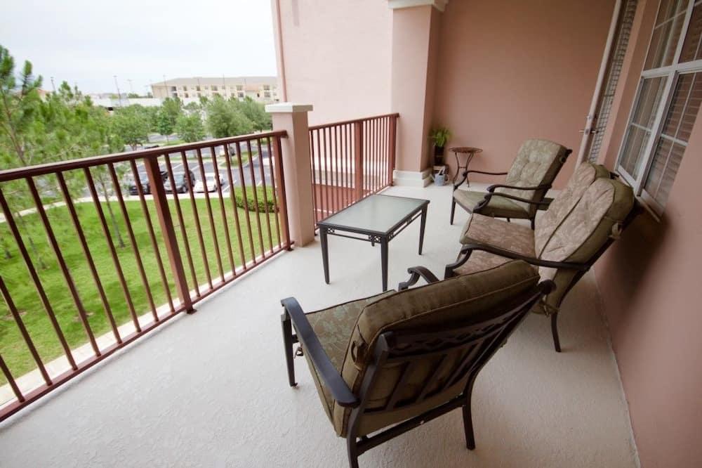 Apartment, Mehrere Schlafzimmer - Balkon