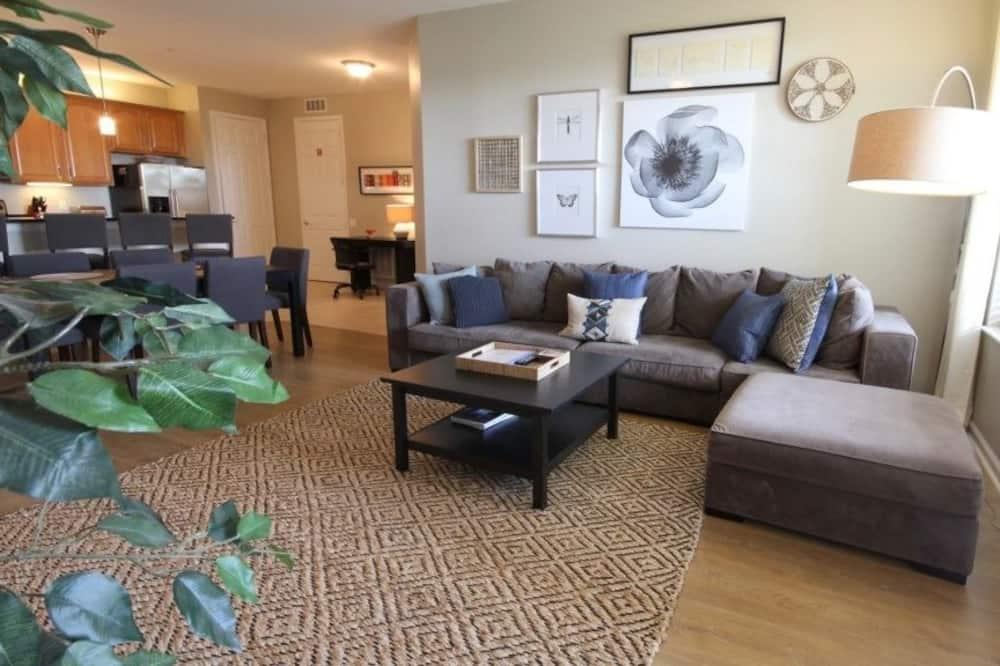 Appartamento, camere multiple - Area soggiorno