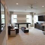 דירה, מספר חדרי שינה - אזור מגורים