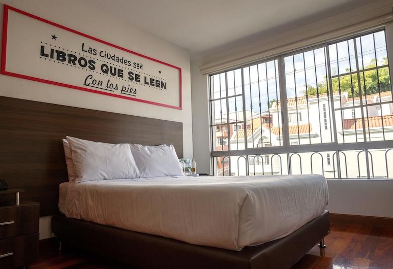 Hotel Agata LH Pinares Alto Pereira, Pereira, Superior dvokrevetna soba, 1 bračni krevet, privatna kupaonica, pogled na planinu, Soba za goste