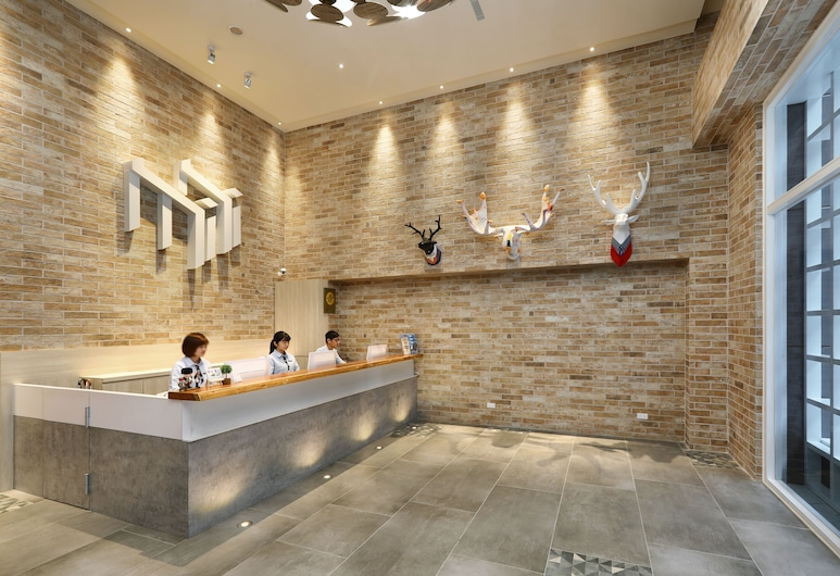 MINI HOTELS (Taichung Station Branch), Taichung, Reception