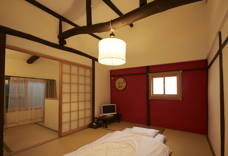 東山白川村連結旅館, Kyoto