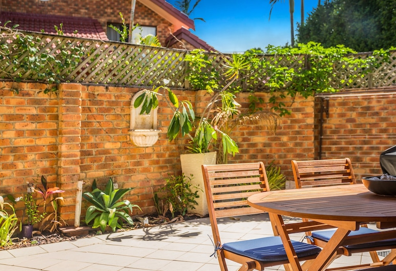 Byron Mango Tree, Byron Bay, Deluxe Townhome, 3 Bedrooms, Terrace/Patio