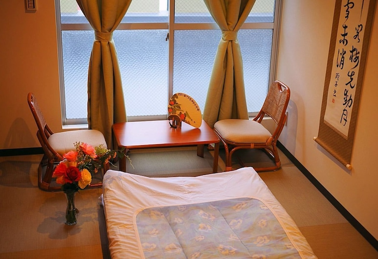 호텔 사이쿠칸, 오사카, 패밀리 더블룸, 객실