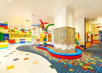 나고야의 레고랜드 재팬 호텔 사진