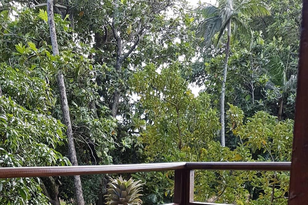 Будиночок на дереві (Le Paille en Queue) - Балкон