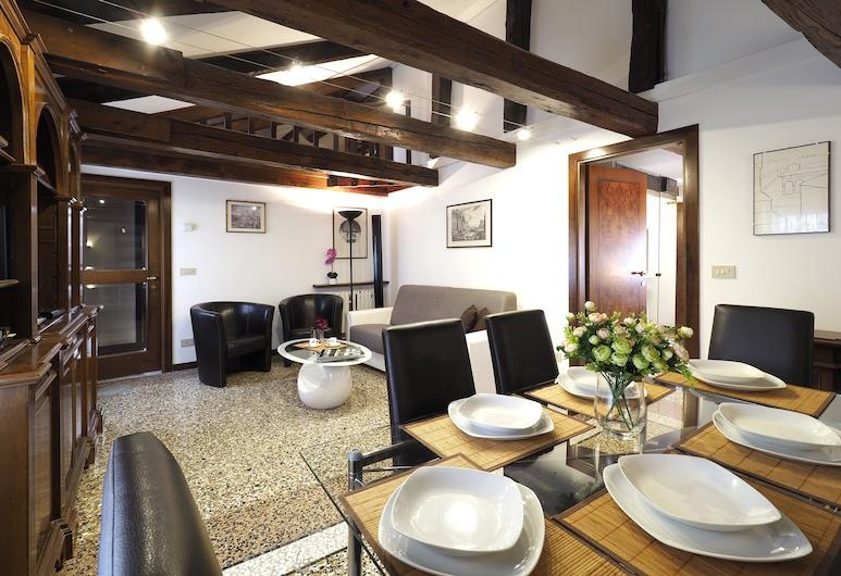 德里基亞之家, 威尼斯, 公寓, 3 間臥室, 客廳