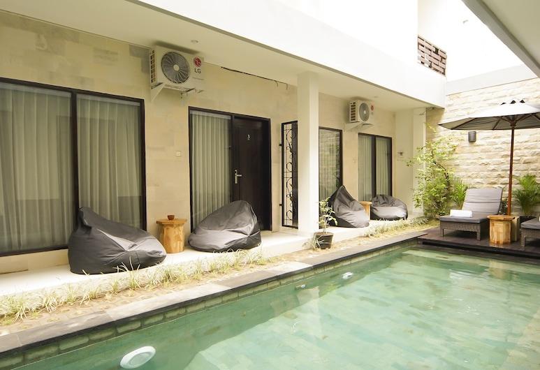 Bintang Darmawan Villa BDV, Gili Trawangan, Piscine en plein air