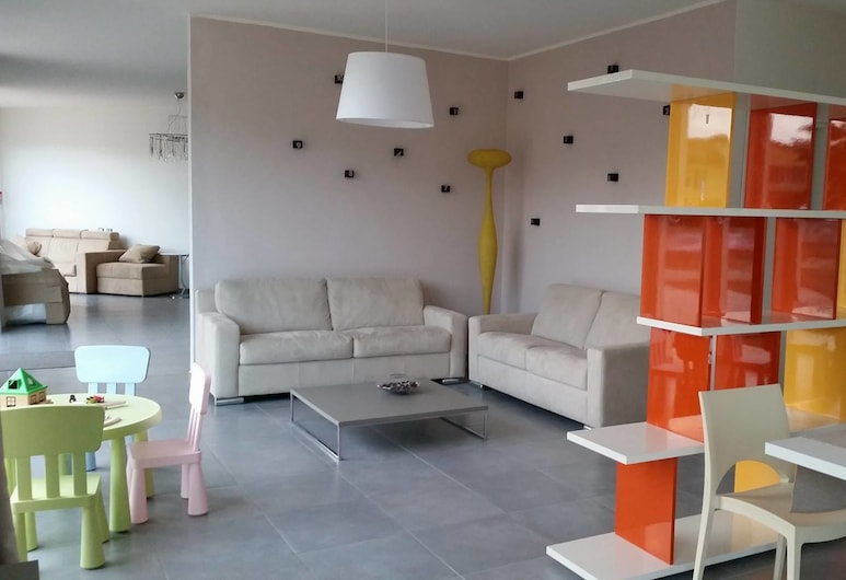 Dodo House Bed & Breakfast, Nocera Inferiore, Lobby Sitting Area
