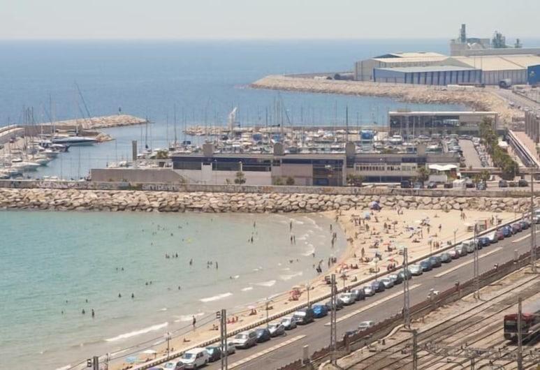 Hostal Europa, Tarragona, Spiaggia