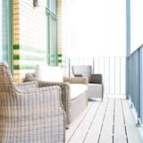 Apartmán (Basel) - Balkón