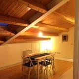 Panoramic Çatı Katı (Loft), 2 Yatak Odası - Odada Yemek Servisi