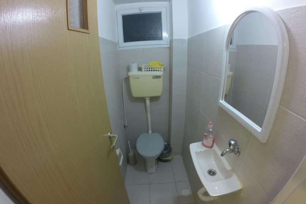 Economy Double Room - Bathroom Amenities