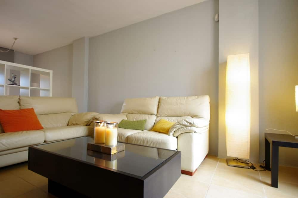 Hus - 3 sovrum - Vardagsrum