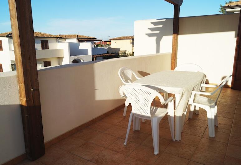 Mareluna Resort Apartments, Campofelice di Roccella, Apartamento, 1 habitación, balcón, Terraza o patio