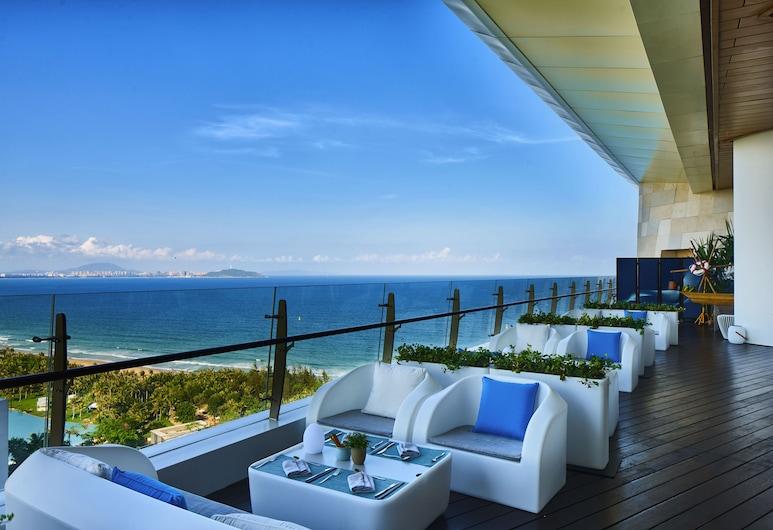 Crowne Plaza Sanya Haitang Bay Resort, Sanya, Terrasse/Patio