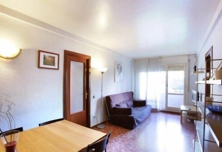 Good-Apartments Barcelona, Barcelona, Apartment, 3 Bedrooms, 1 Bathroom, Balcony, Living Room