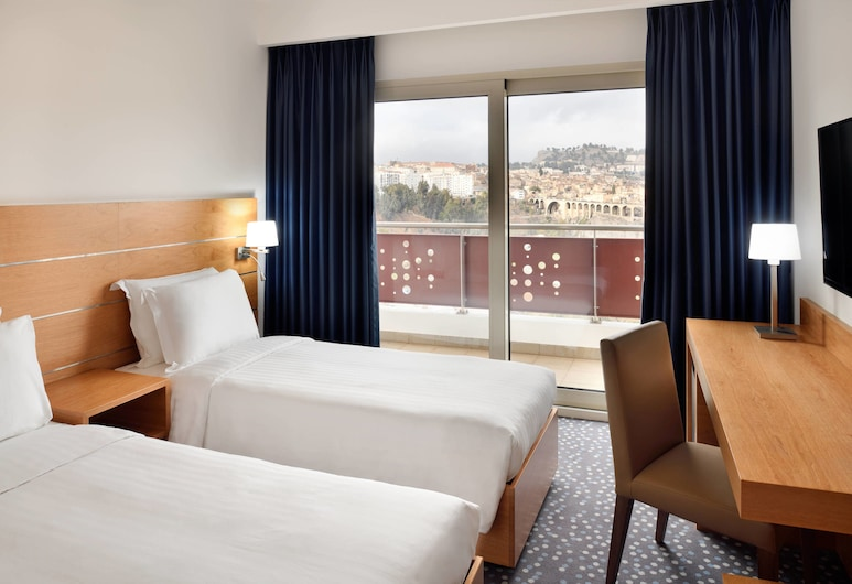 Protea Hotel Constantine, Constantine, Room, 2 Twin Beds, City View, Guest Room