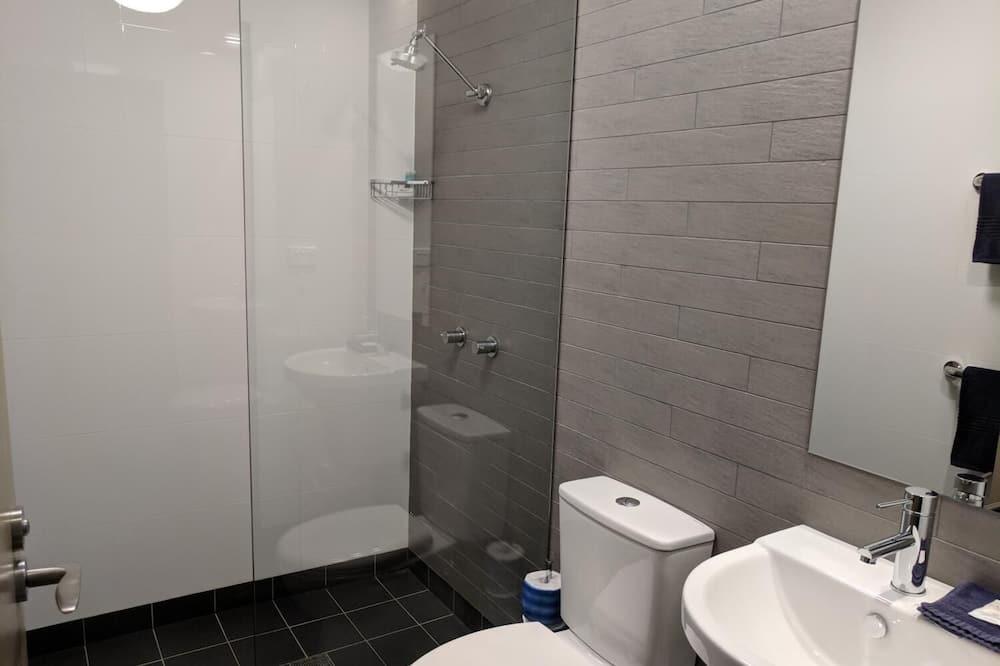 Standaard tweepersoonskamer, 1 queensize bed - Badkamer