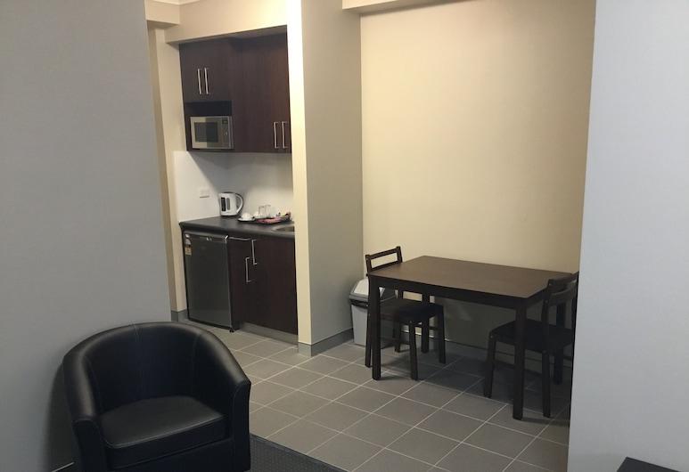 Bexley Motel, Bexley, Habitación estándar doble, 1 cama de matrimonio, Zona de estar