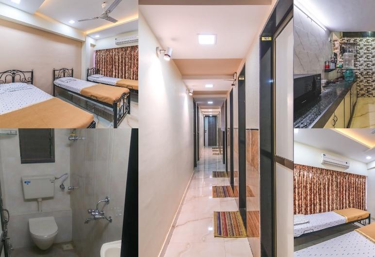 Hotel Nest Inn, Malad, Bombay, Oda