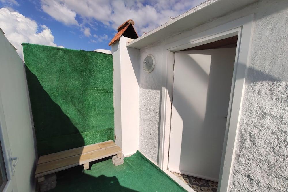 Superior Çatı Katı Süiti (Penthouse), Şehir Manzaralı - Balkon