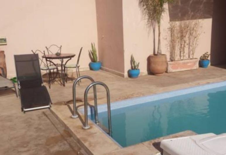 Les Terrasses de Gueliz, Marrakech, Piscina al aire libre