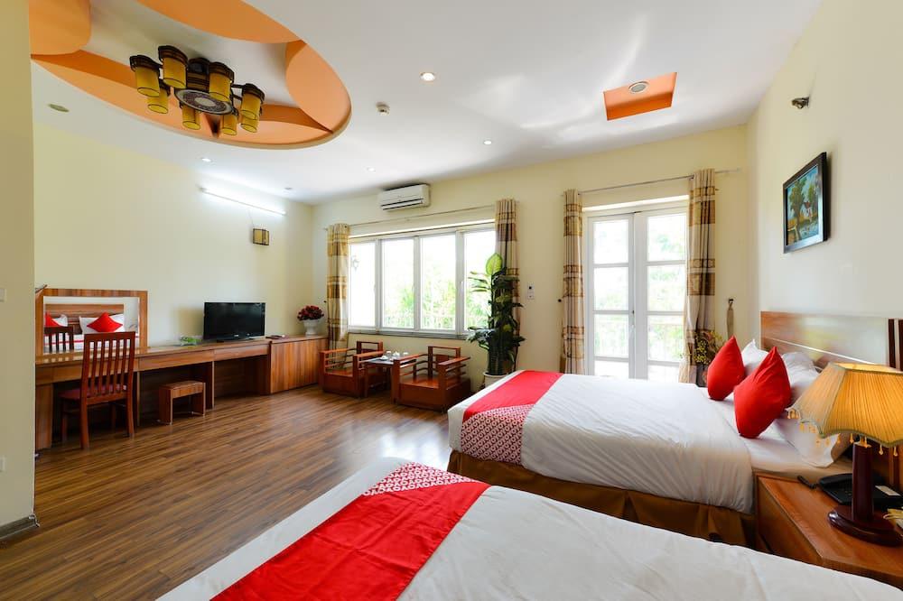 Deluxe-Dreibettzimmer - Zimmer