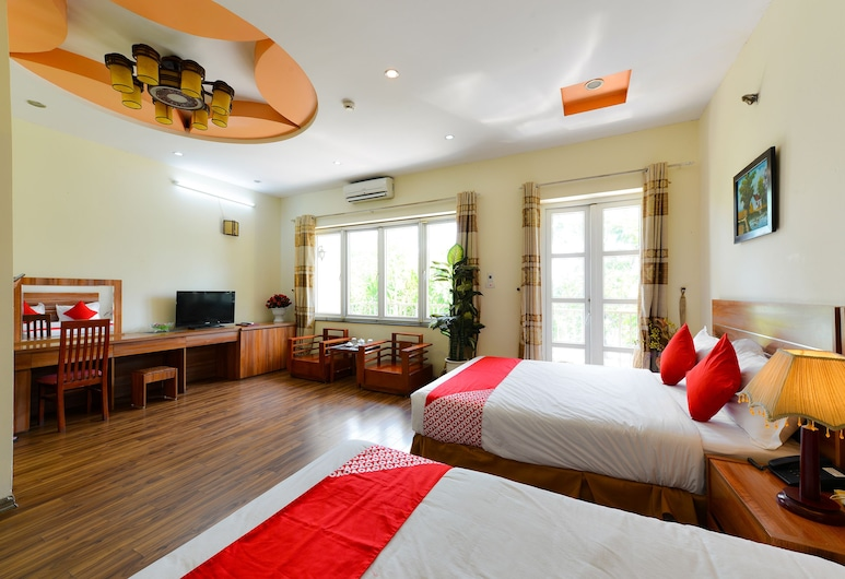 OYO 279 West Lake, Hanoi, Deluxe Triple Room, Guest Room