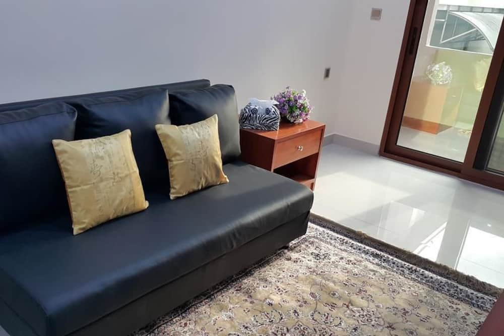 1-Bedroom Apartment - אזור מגורים