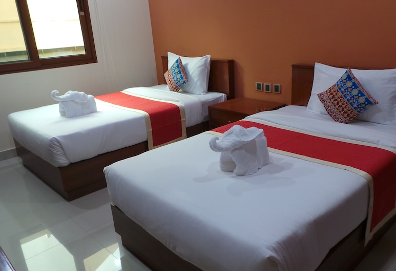 The Supara, Μπανγκόκ, 1-Bedroom Apartment, Δωμάτιο