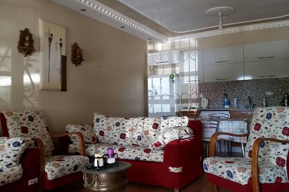 Hus, 3 soverom - Oppholdsområde