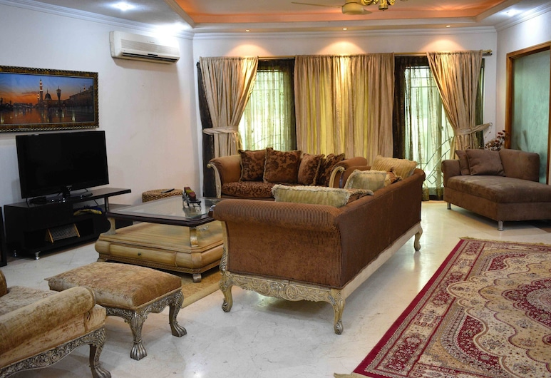 Lahore Home Stay, Lahore, Wohnbereich