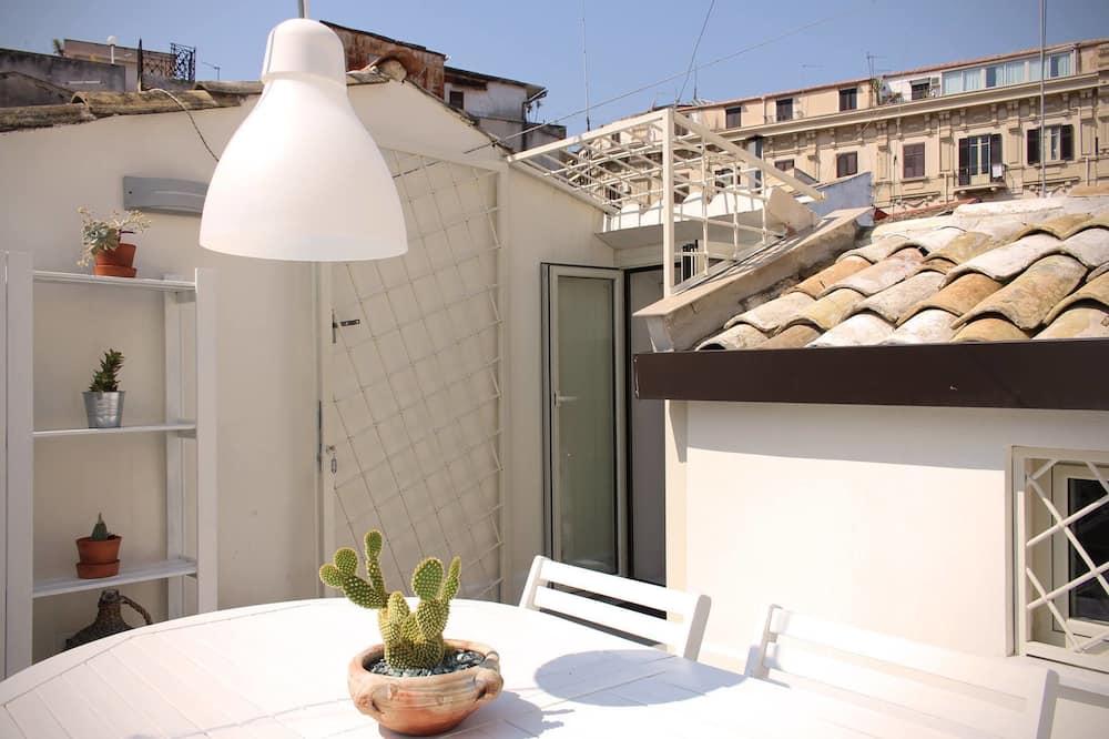 Exclusive-Apartment, Mehrere Betten, Nichtraucher (Ciuri Ciuri) - Terrasse/Patio
