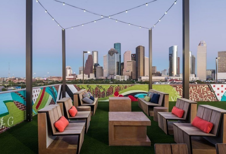 Downtown, Houston, Outdoor Dining