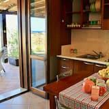 Štandardný apartmán, 1 spálňa, terasa - Stravovanie v izbe