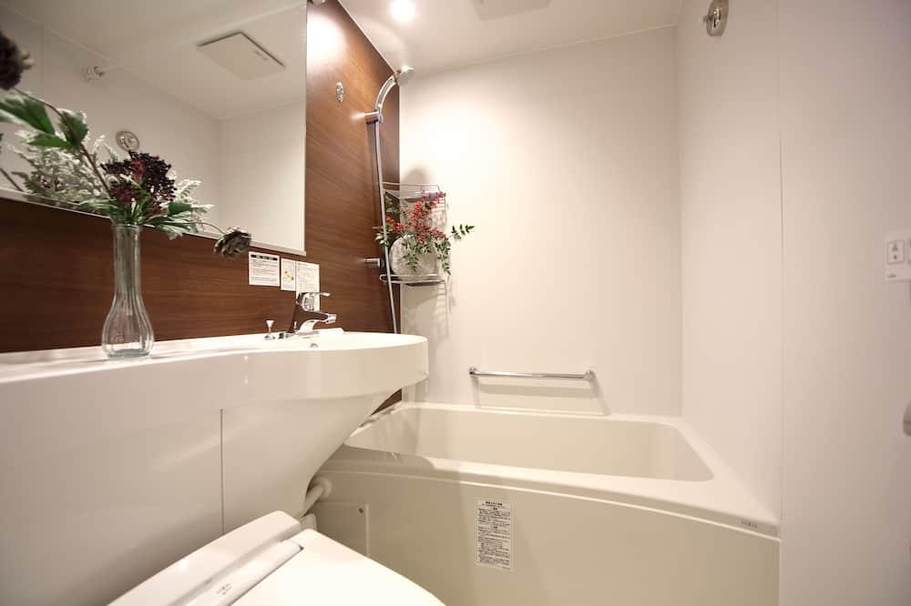 Deluxe Japanese Western Room, Main Building - Bathroom