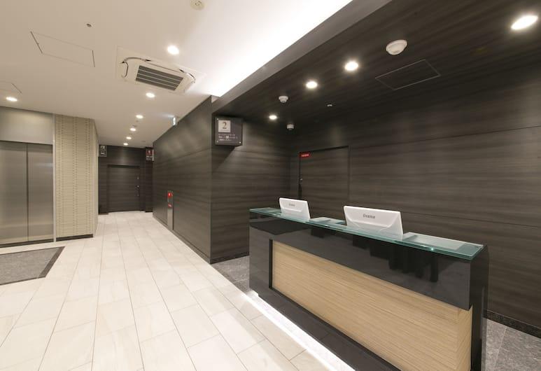 新大阪北口 R&B 酒店, 大阪, 櫃台