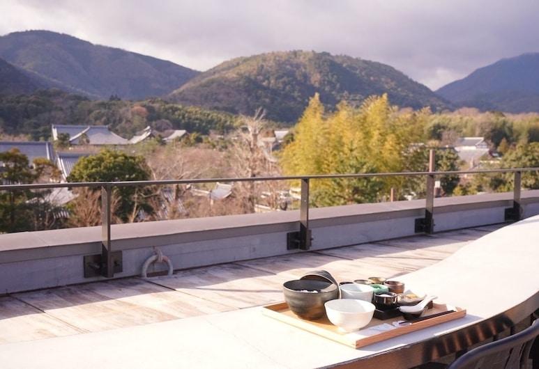 First Cabin Kyoto Arashiyama, Kyoto, Terrace/Patio