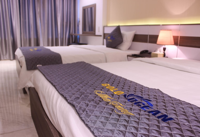 Gold Oceanus Nha Trang, Nha Trang, Dvojlôžková izba typu Deluxe, Hosťovská izba