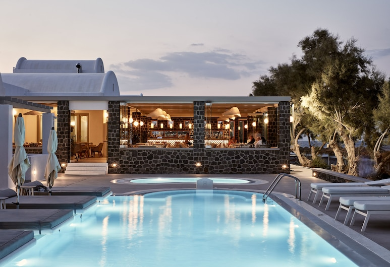 Costa Grand Resort & Spa, Santorini, Piscina Exterior
