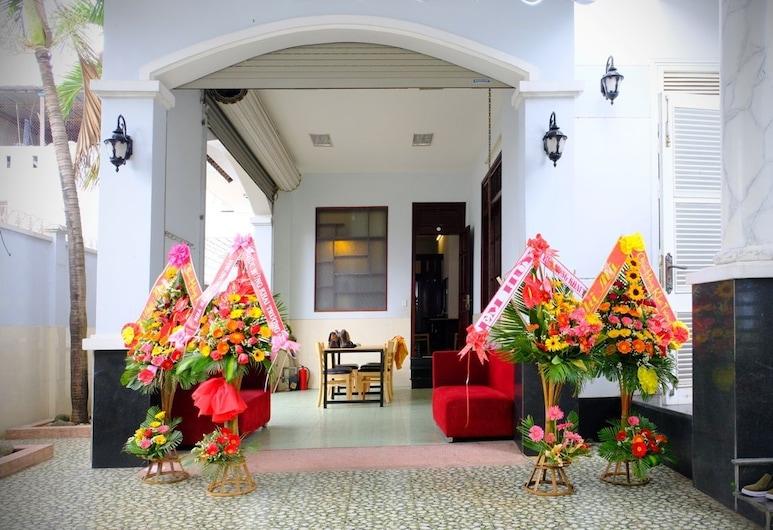 峴港克洛維家庭旅館, 峴港, 入口