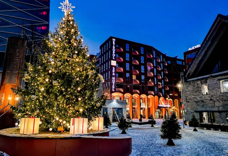 Metropol Spa Hotel, Tallín, Exterior