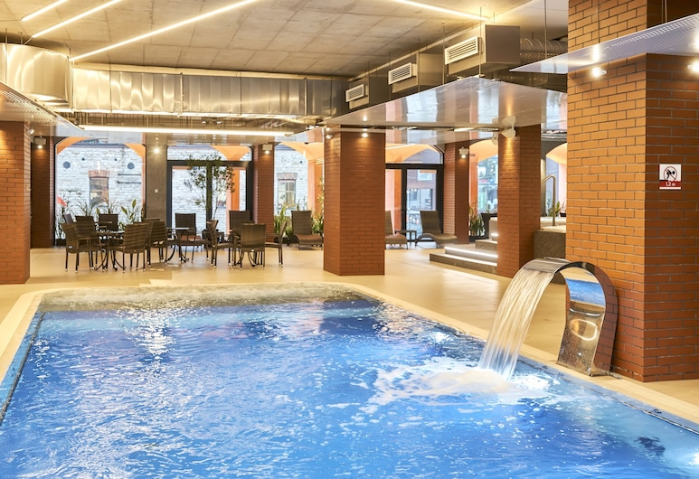 Metropol Spa Hotel, Tallinn, Indoor Pool