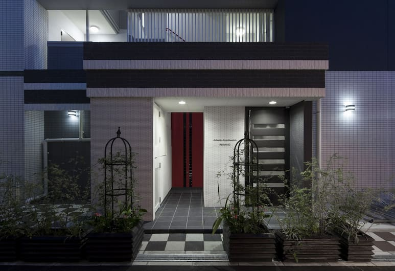 Maris 京橋 別館, 大阪市, 施設の入り口