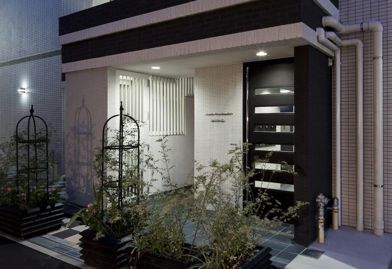 ザ ワンダー アット ステイ - マリス京橋 WING 別館 -, 大阪市, 施設の入り口